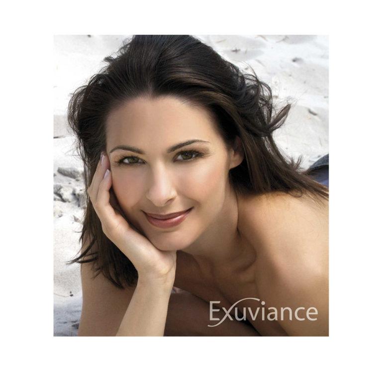 Exuviance ansiktsbehandling, boka Hudvårdssalongen